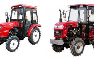 Купить мини трактор крепыш