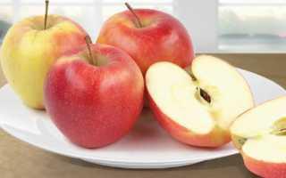 Характеристика яблок айдаред