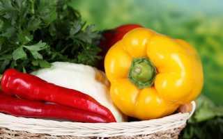 Как посадить семена перца на рассаду дома