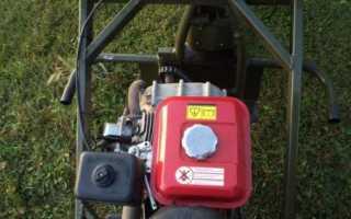 Двигатель для мотоблока форза