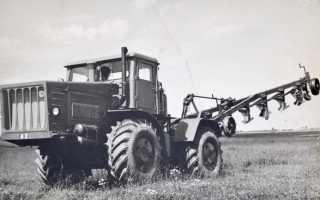 Все модели тракторов кировец