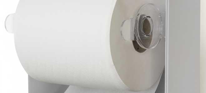 Виды диспенсеров для бумажных полотенец