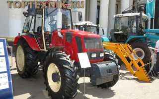 Все модели тракторов лтз