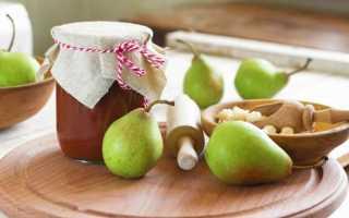 Особенности приготовления джема из груш