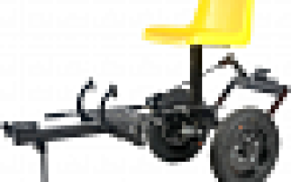 Адаптер для мотоблока целина пм-05